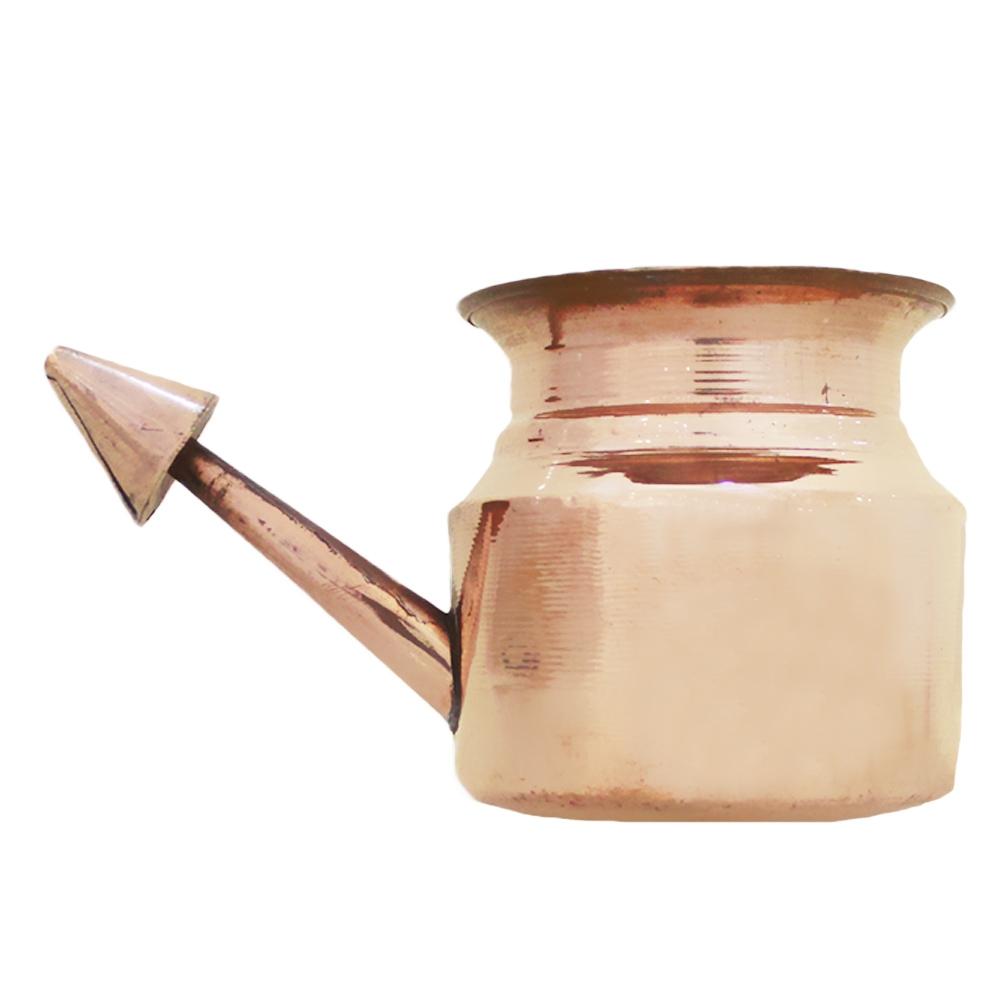 Copper Jal Neti (7 inch)-0
