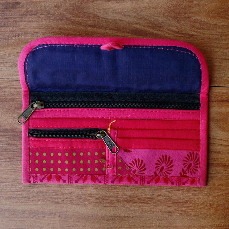 Pink Ladies Wallet-4097