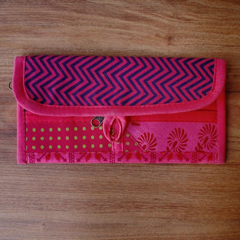 Pink Ladies Wallet-0