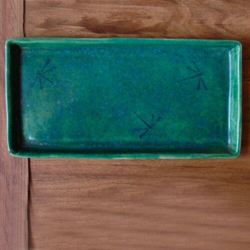 Glazed Serving Platter-0