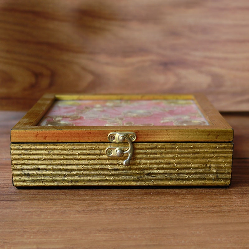 Multipurpose Wooden Box-0