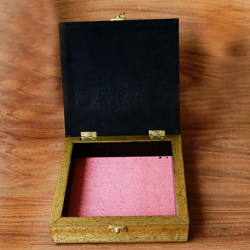 Multipurpose Wooden Box-3960