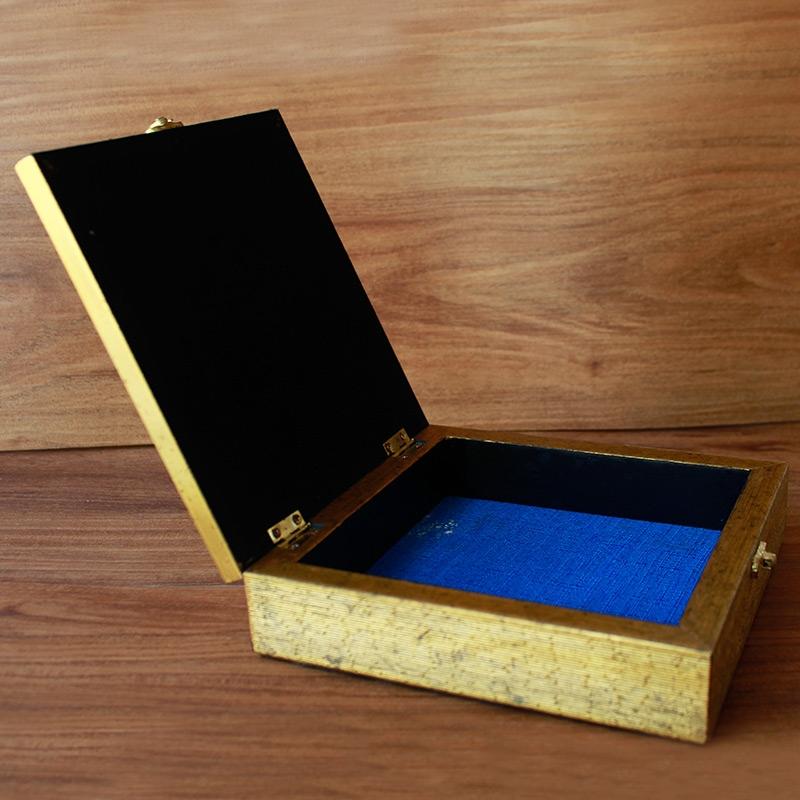Wooden Jewellery Box -0