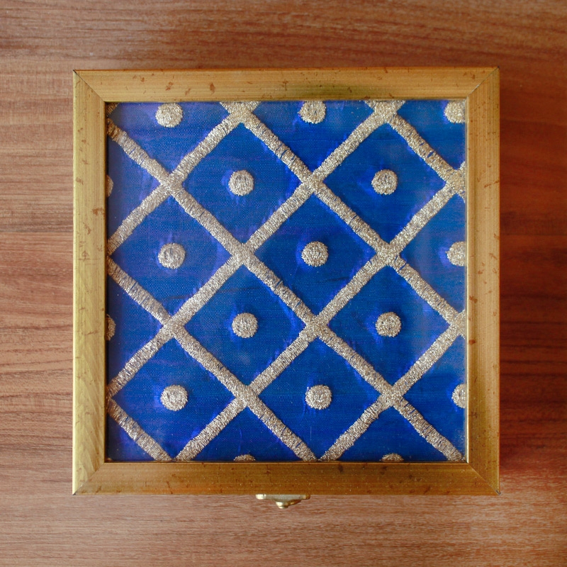 Wooden Jewellery Box -4168