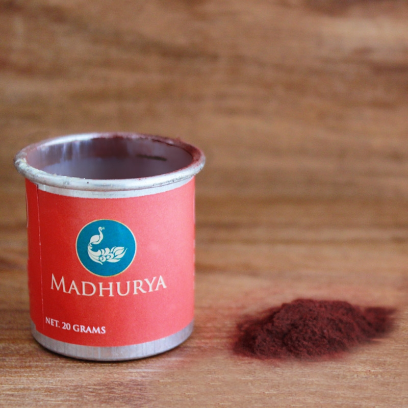 Red Sandalwood Powder-0