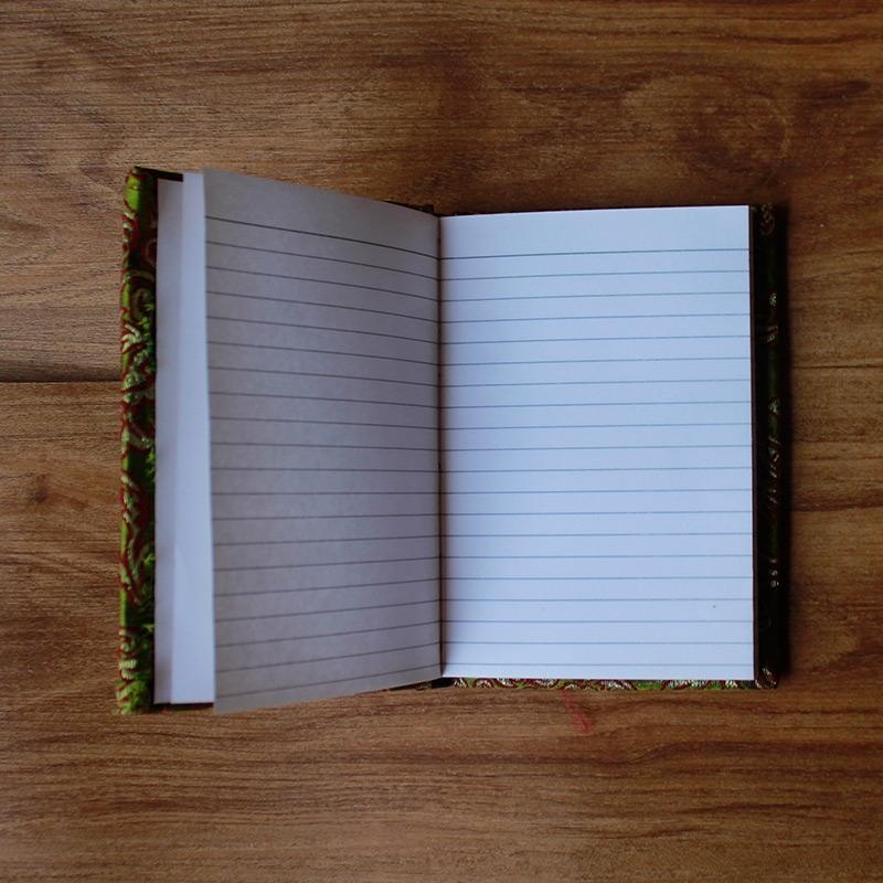 Brocade Notebook-3999
