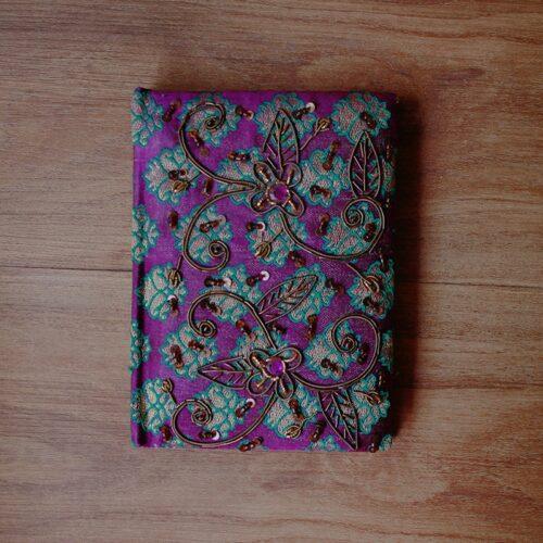 Purple Silk Journal-0