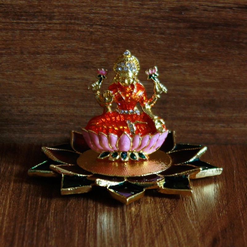 Lakshmi Goddess Statue-0