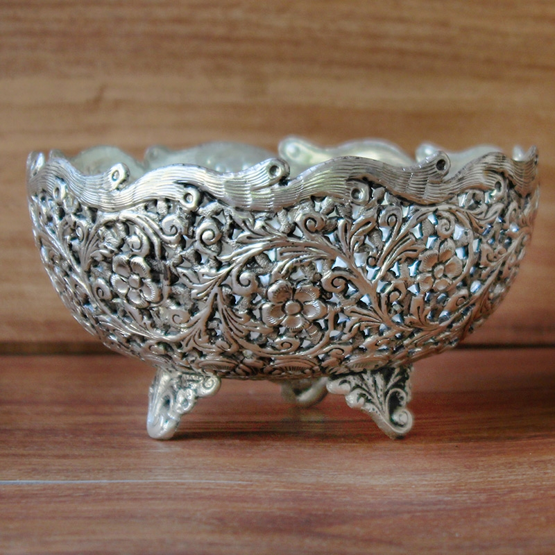 metal fruit basket, wedding vintage tray, antique fruit basket, silver, serving platter, dinning serving, basket gift