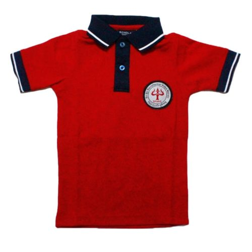 T Shirt ( Red )-0
