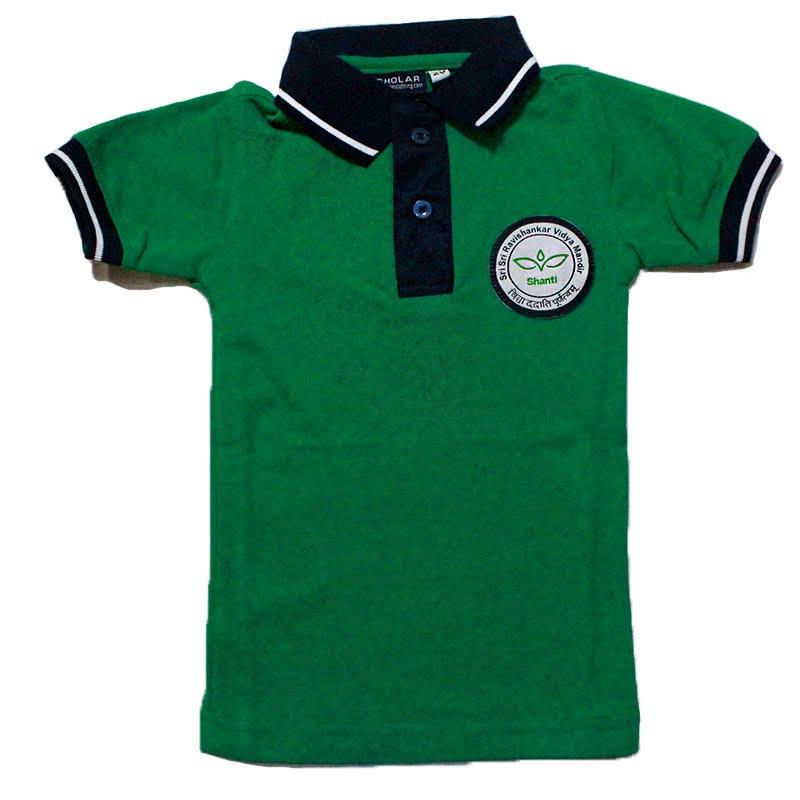 T Shirt ( Green )-0