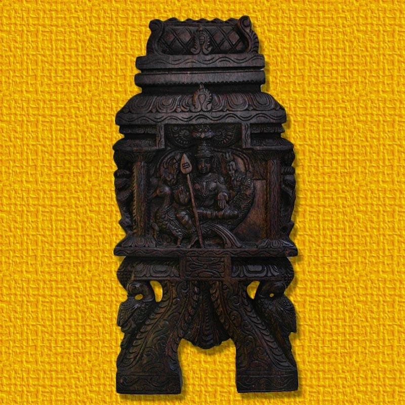 Murugar (Lord Karthik) Kavadi wall pannel-0