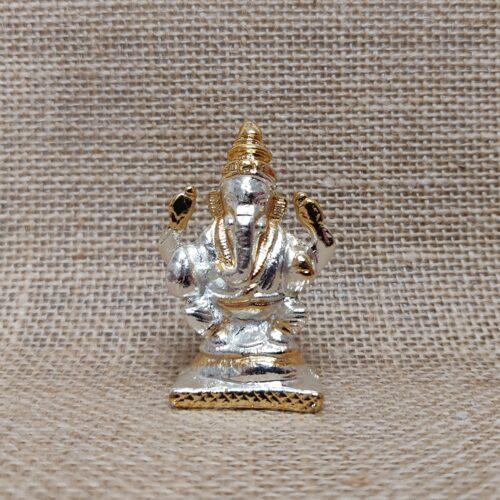 Miniature Idol of Lord Ganesha-0