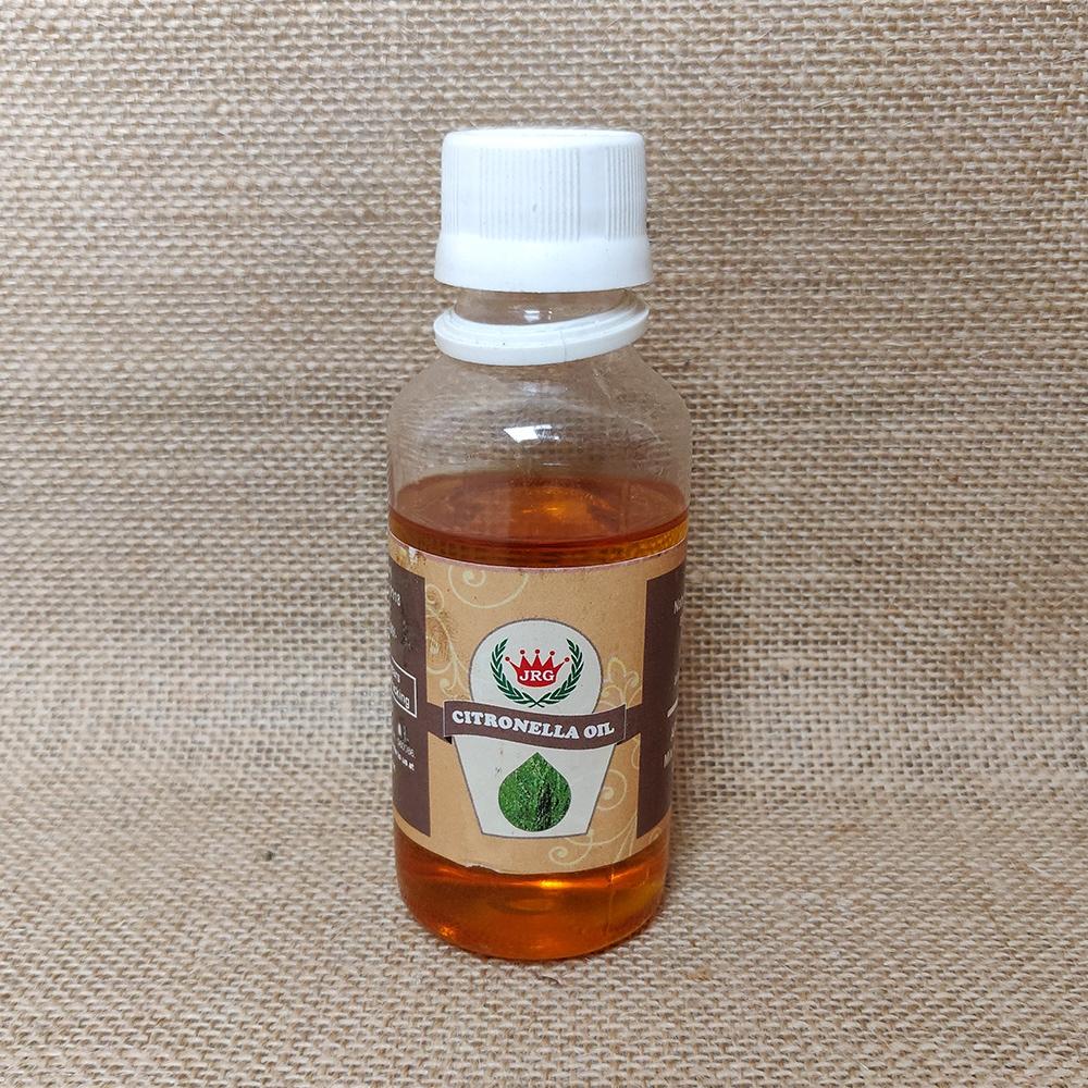 Pure & Natural Citronella Oil-0