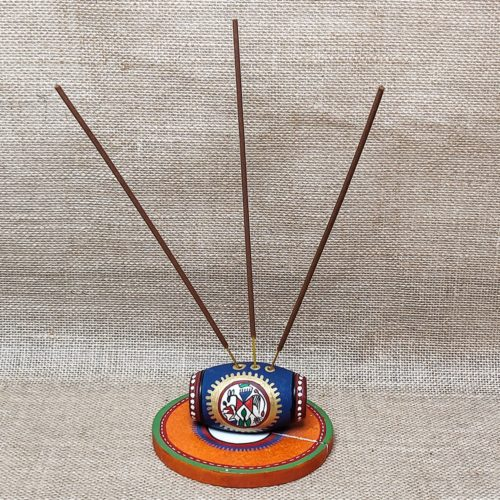 Dholaki Incense Holder-0