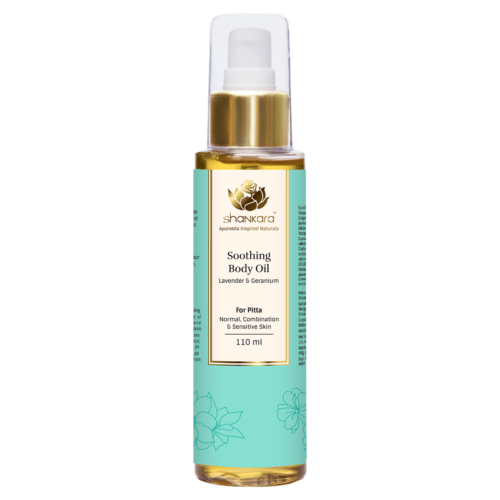 Soothing Body Oil-0