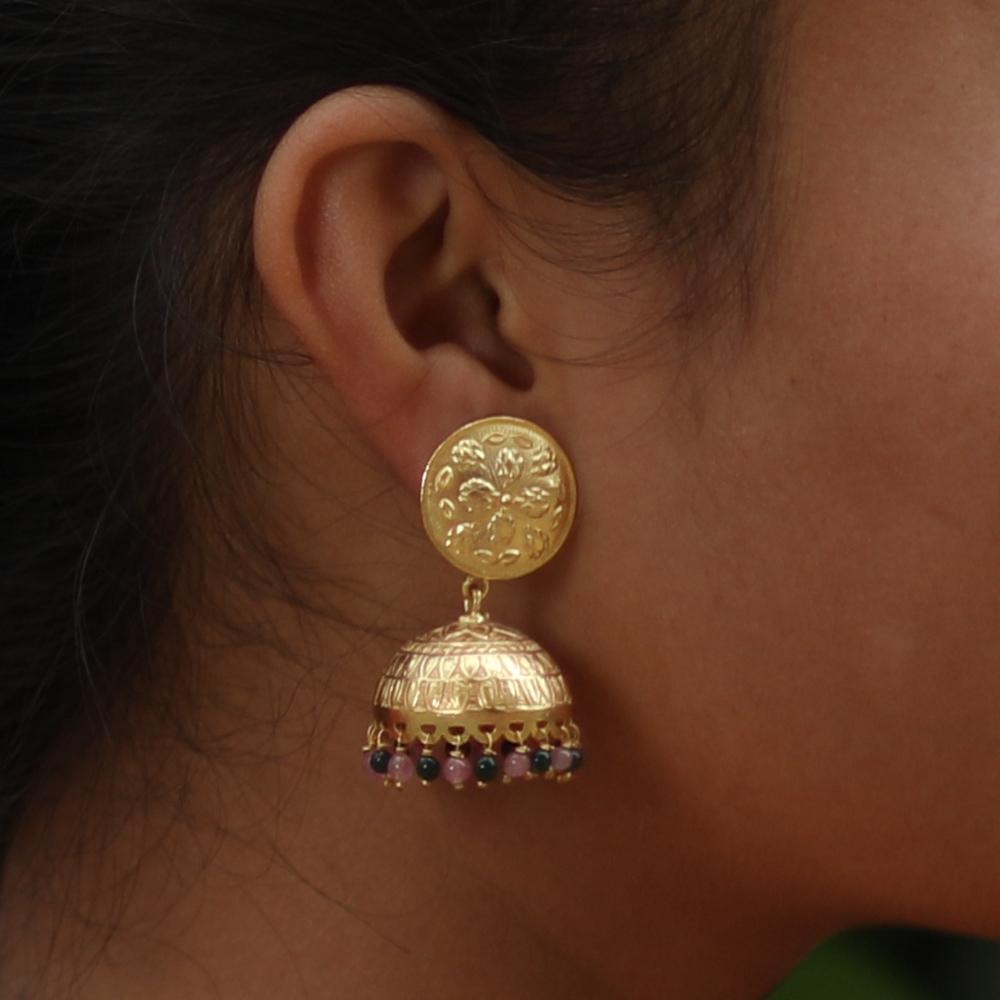 Coin Jhumka