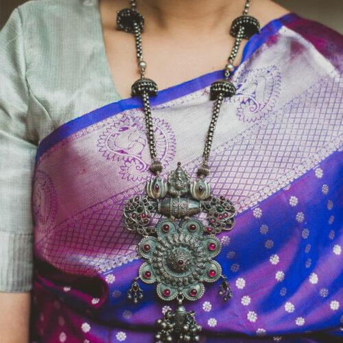 Silver Oxidised Jewellery