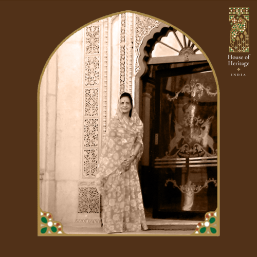 Maharani Rukhamini Devi