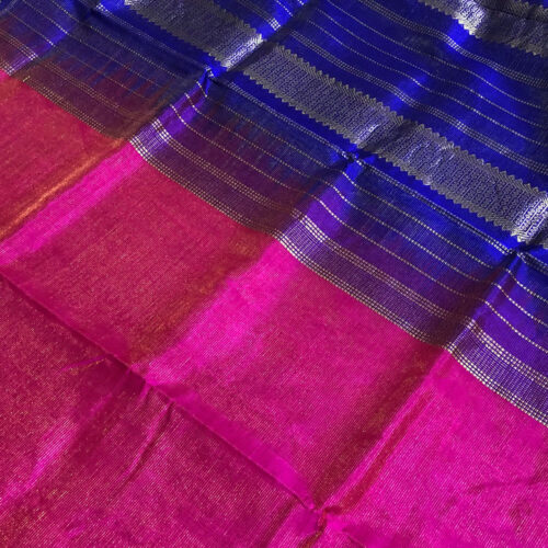Kanchipuram Silk Cotton Saree