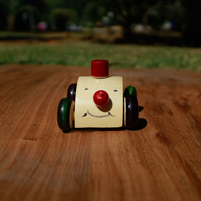 Wooden Channapatna Toys